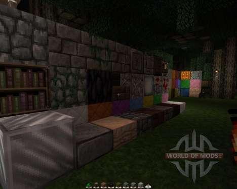 Crafteryada [32x][1.8.1] for Minecraft