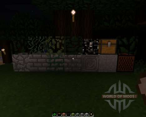 Slendercraft [16х][1.8.1] for Minecraft