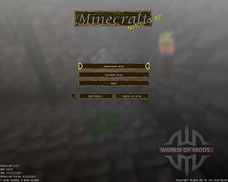 Samohjt [64x][1.7.2] for Minecraft