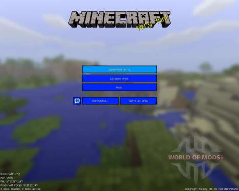 CleanCraft [16x][1.7.2] for Minecraft