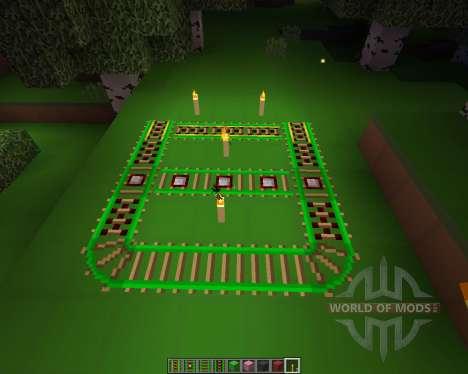 Steelfanstan pack [16х][1.8.1] for Minecraft
