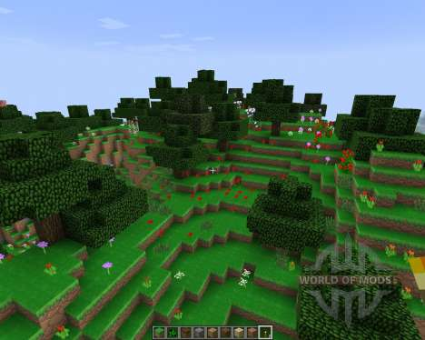 Flax [32x][1.7.2] for Minecraft
