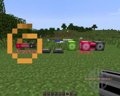 Applied Energistics 2 [1.7.2] for Minecraft
