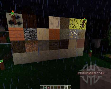 Shadowed [16x][1.7.2] for Minecraft