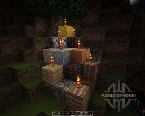 Vogpack HD ResourcePack [128x][1.7.2] for Minecraft