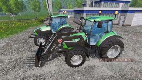 Deutz-Fahr 5130 TTV v2.0 for Farming Simulator 2015
