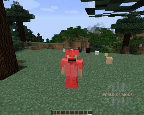 Realistic Deaths [1.7.2] for Minecraft