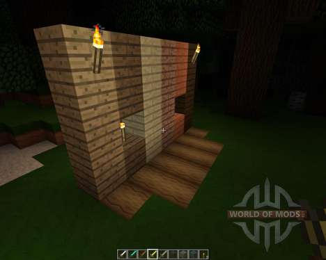 Sunveys eyecatcher [64х][1.8.1] for Minecraft