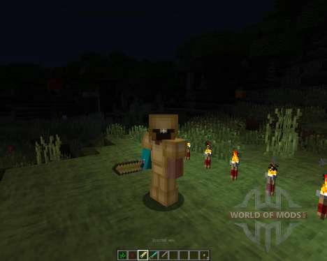 The Sudo Pack [16х][1.8.1] for Minecraft