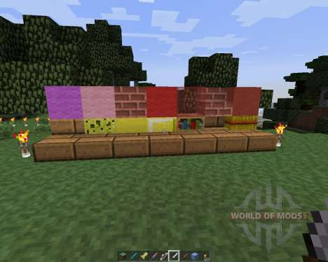 FarCraft [16x][1.7.2] for Minecraft