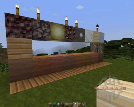 Pixel Reality [32x][1.7.2] for Minecraft