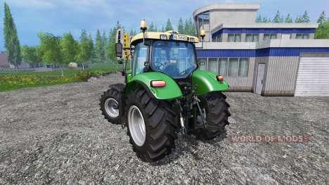 Krone Big T1600 for Farming Simulator 2015