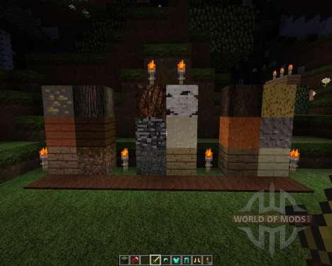 TecnoFire [32x][1.7.2] for Minecraft