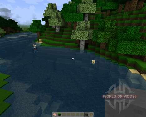 Avalon [16x][1.8.1] for Minecraft