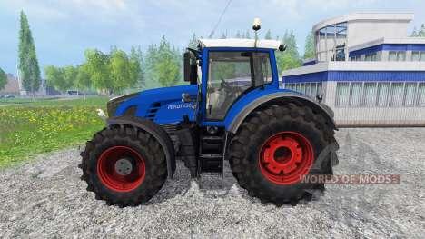 Fendt 936 Vario blue power for Farming Simulator 2015