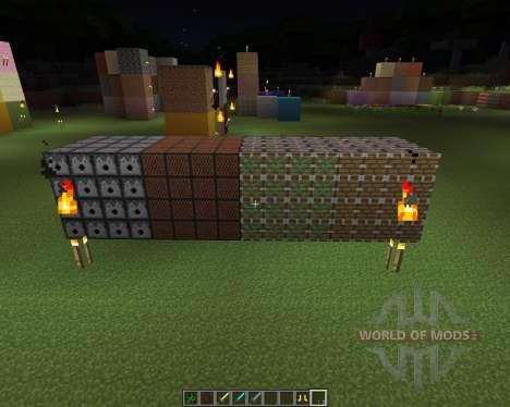 16x bigger [16х][1.8.1] for Minecraft