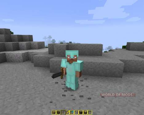 Duff Pack [16х][1.8.1] for Minecraft