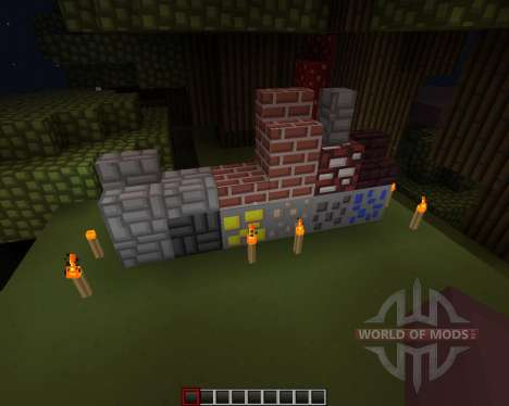 Maxpack Legacy [16x][1.7.10] for Minecraft