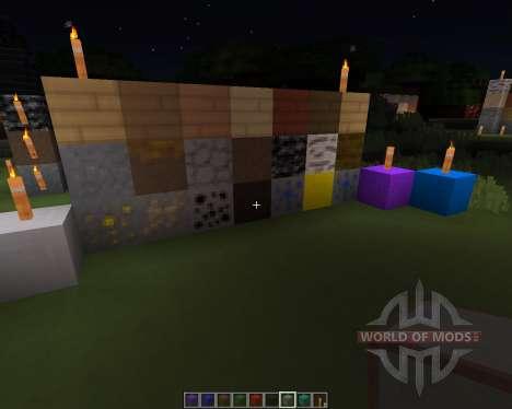 Potatos Simplistic [16x][1.7.2] for Minecraft