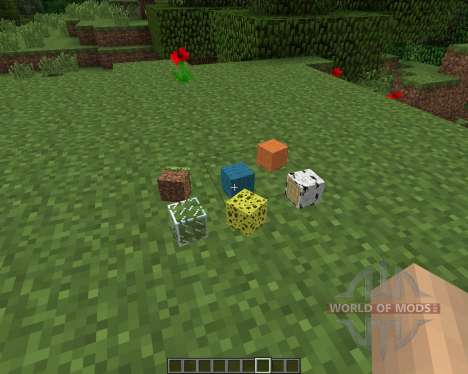 ItemPhysic [1.7.2] for Minecraft