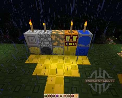 Gazer [16x][1.7.2] for Minecraft