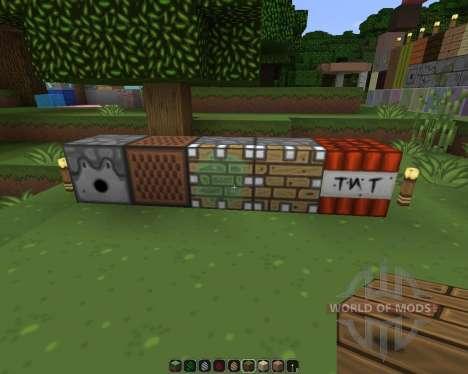 SixtyGig [64x][1.7.2] for Minecraft
