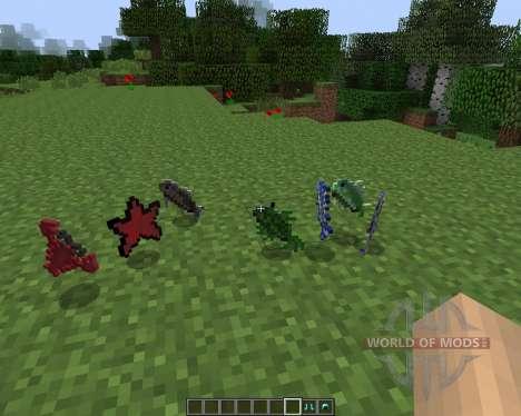 Fantastic Fish [1.7.2] for Minecraft