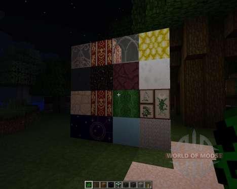 Albus [32x][1.8.1] for Minecraft
