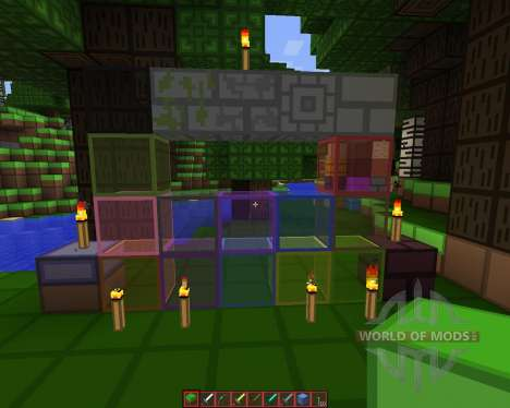 AsWa Pack [16x][1.7.2] for Minecraft