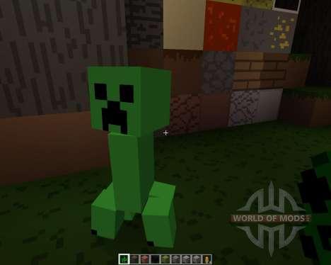 MistyCraft [16х][1.8.1] for Minecraft