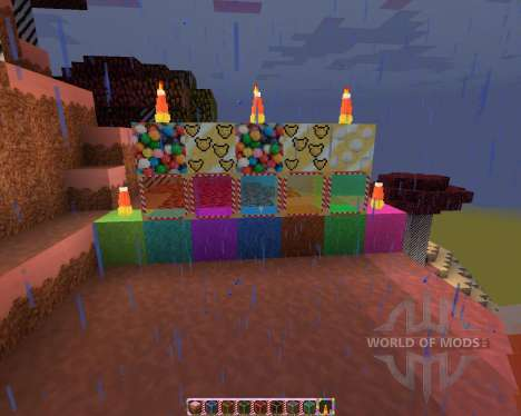 Sugar Pack [32x][1.7.2] for Minecraft