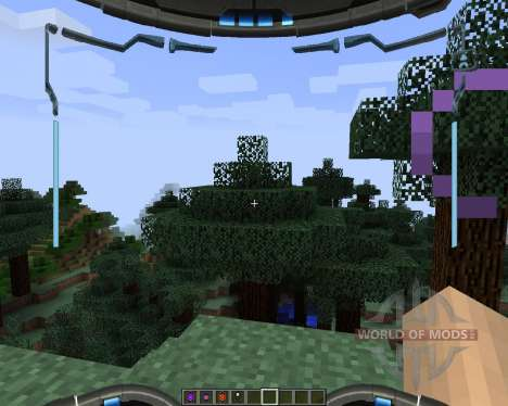 Metroid Cubed 2: Universe [1.7.2] for Minecraft
