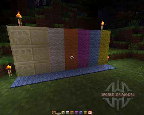 Dancing Life [16x][1.7.2] for Minecraft