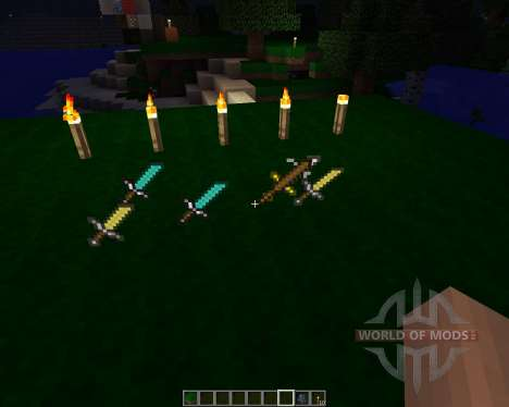 Pvp pack [16x][1.7.2] for Minecraft