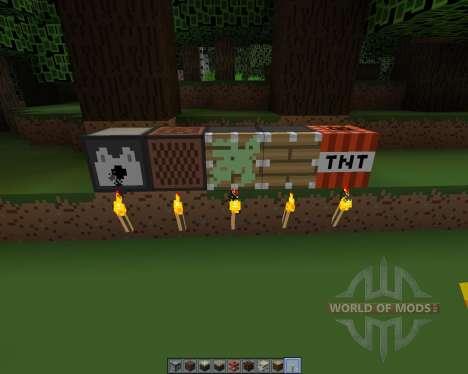 SimplistiCity [16х][1.8.1] for Minecraft