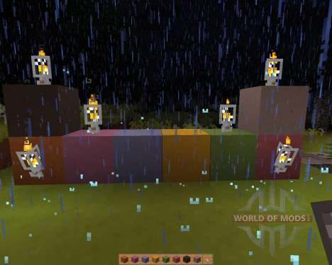 The Find [16х][1.8.1] for Minecraft
