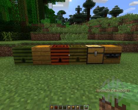 Forestry [1.6.2] for Minecraft