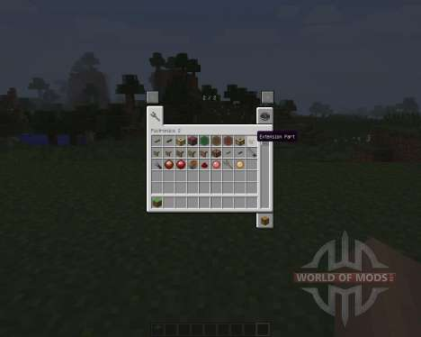 Pistronics [1.7.2] for Minecraft
