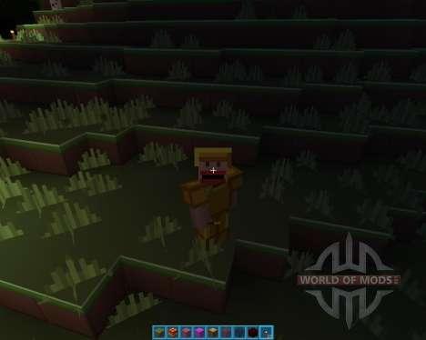 Plastic Craft [16x][1.7.2] for Minecraft