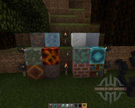 Knights Of Argonia [16x][1.7.2] for Minecraft