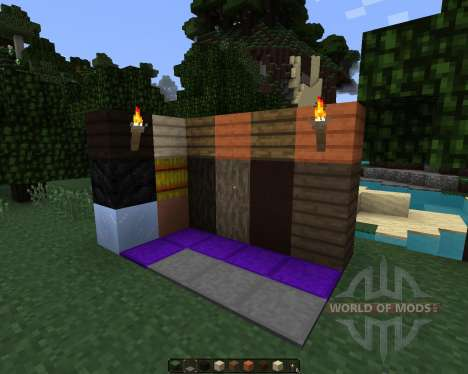 Switch Craft [32x][1.7.2] for Minecraft