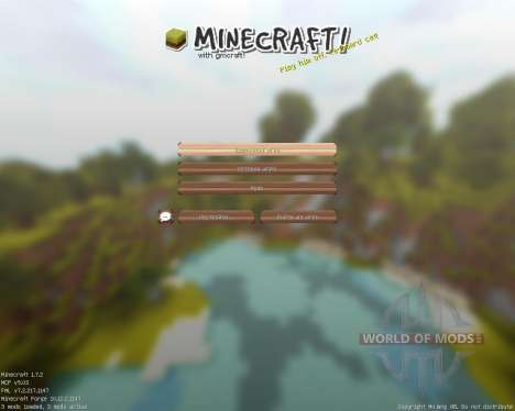 GoodMorning Craft [32x][1.7.2] for Minecraft