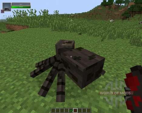 Damage Indicators [1.7.2] for Minecraft