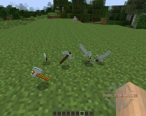 Nether Star Tools [1.7.2] for Minecraft