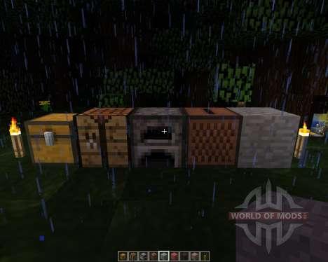 The Better Textures [64х][1.8.1] for Minecraft