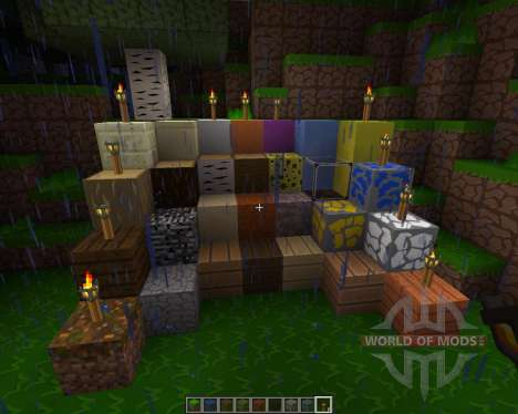 SparkleCraft [256x][1.7.2] for Minecraft