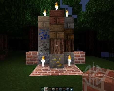 Misoya resourcepack [16х][1.8.1] for Minecraft