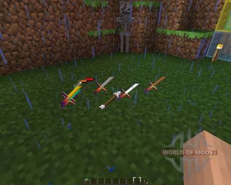 COLORPACK [16x][1.7.2] for Minecraft