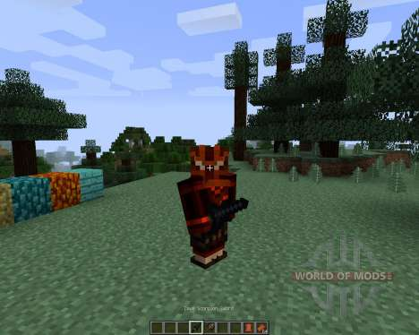 Mo Creatures [1.7.2] for Minecraft