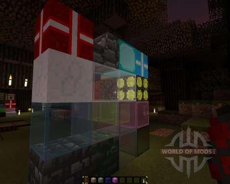 Nates Holiday [16х][1.8.1] for Minecraft